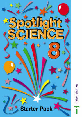 Spotlight Science Starter Pack by Tony Searle, Philip Routledge, Andy Darvill