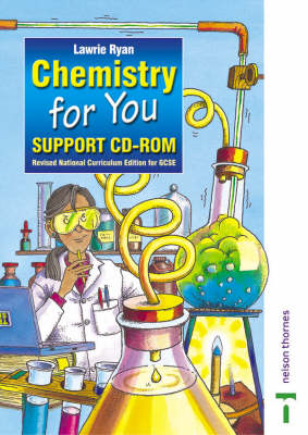 Chemistry for You Teacher Support by Lawrie Ryan, Roger Frost