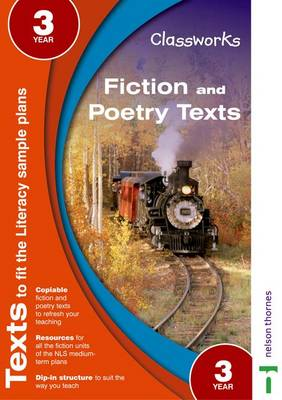 Classworks Fiction and Poetry Year 3 by Eileen Jones