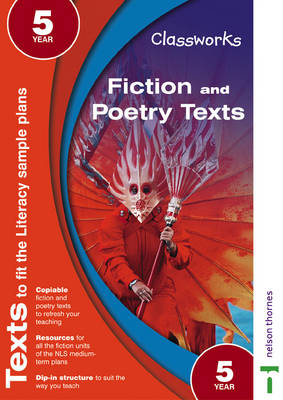 Classworks Fiction and Poetry Year 5 by Eileen Jones
