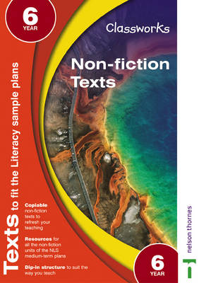 Classworks Non-Fiction Year 6 by Eileen Jones