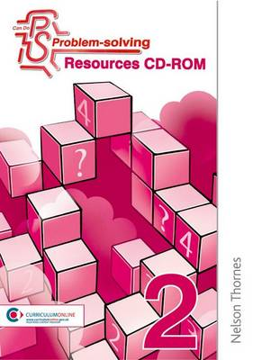 Can Do Problem Solving Year 2 Resources CD-ROM by Cathy Atherden