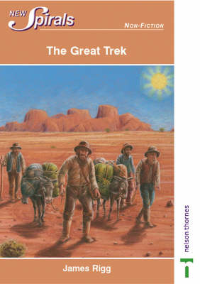 The Great Trek by Keith West
