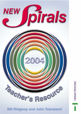 New Spirals Teacher's Resource CD-ROM by William Ridgway, John Townsend
