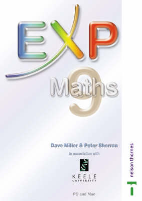 EXP Maths Interactive Whiteboard Activities and Tools by David Miller, The Net Agency Ltd, Peter Sherran