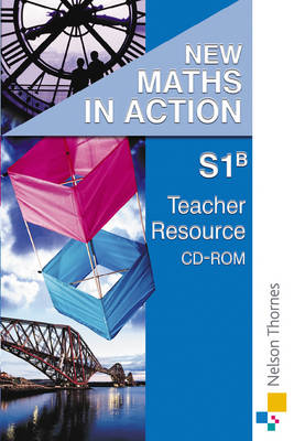 New Maths in Action Teacher Resource CD-ROM (with Level A) by Doug Brown, Martin Brown, Robin D. Howat, G. Marra
