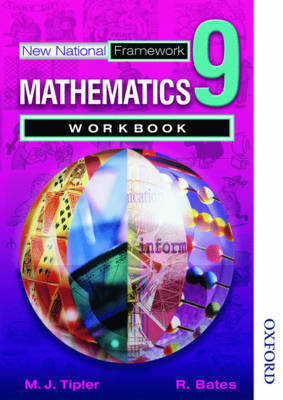 New National Framework Mathematics 9 Core Workbook by Maryanne Tipler