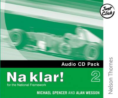 Na Klar! 2 Audio CD Pack (Higher) by Michael Spencer, Alan Wesson