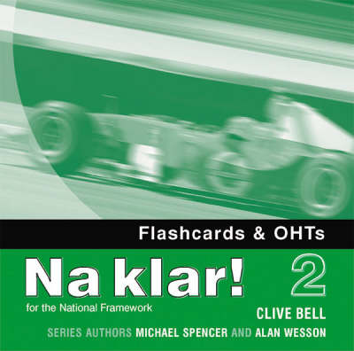 Na Klar! Flashcards OHTs CD-ROM by Alan Wesson, J. Michael Spencer