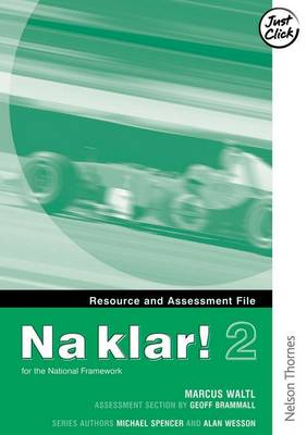 Na Klar! 2 - Resource and Assessment File by Michael Spencer, Alan Wesson