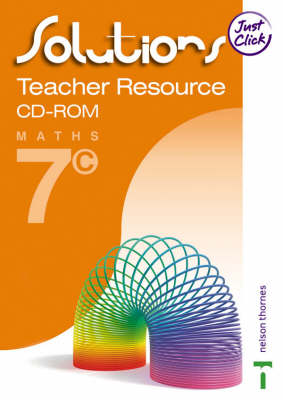 Solutions Teacher Resource File CD-ROM Core Book 7 by Maureen Hayes, David Baker, Paul Hogan, J.G. Macphail