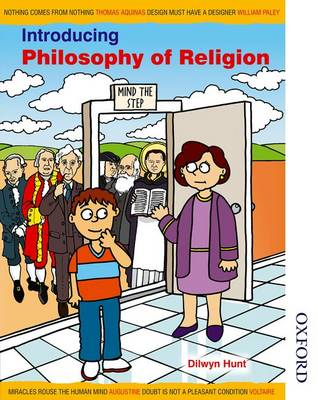 Introducing Philosophy of Religion by Dilwyn Hunt
