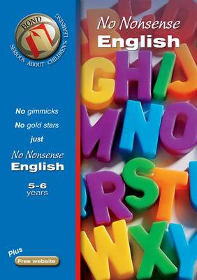 Bond No Nonsense English 5-6 Years by Frances Orchard