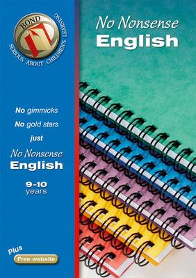 Bond No Nonsense English 9-10 Years by Frances Orchard