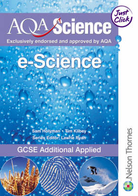 AQA Science GCSE Additional Applied Science by Lawrie Ryan