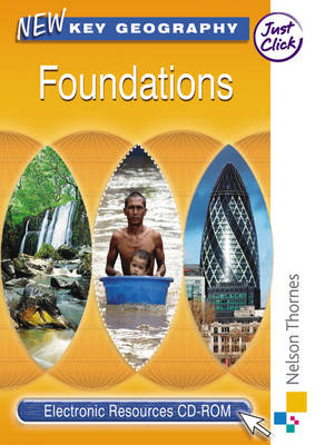 New Key Geography: Foundations Just Click CD-ROM by