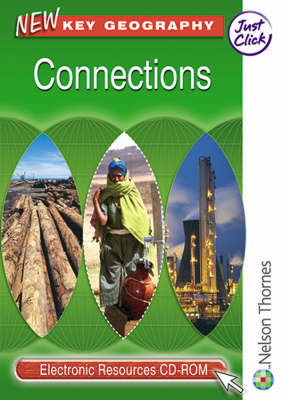 New Key Geography: Connections Just Click CD-ROM by