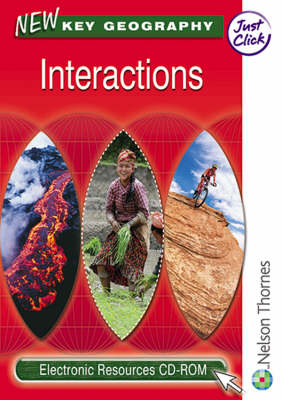 New Key Geography: Interactions Just Click CD-ROM by
