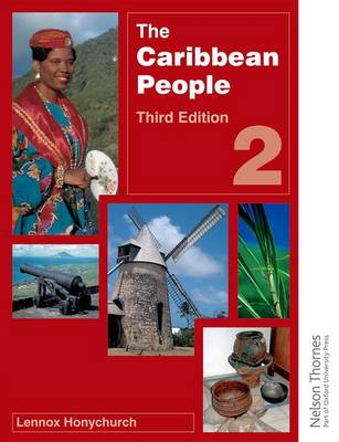 The Caribbean People Book 2 by Lennox Honeychurch