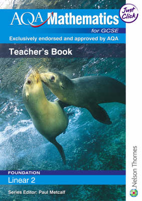 AQA Mathematics for GCSE Teacher's Book by June Haighton, Anne Haworth, Steve Lomax, Andrew Manning