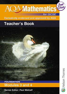 AQA Mathematics for GCSE Teacher's Book by June Haighton, Jan Johns, Anne Haworth, Steve Lomax
