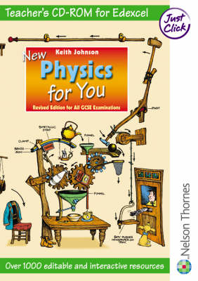New Physics for You by Keith Johnson