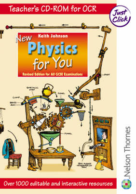 New Physics for You Teacher Support CD-Rom OCR by Keith Johnson