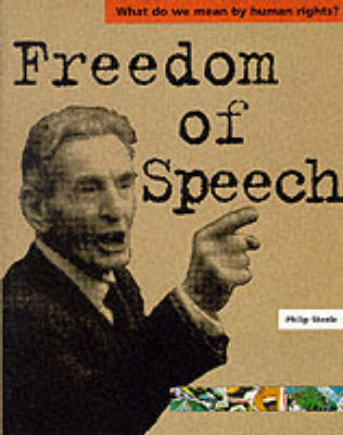 Freedom of Speech by Philip Steele