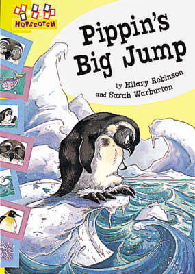 Pippin's Big Jump by Hilary Robinson