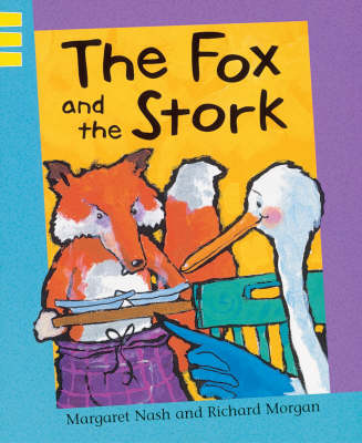 The Fox and the Stork by Margaret Nash