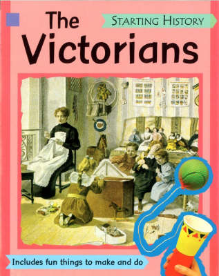 The Victorians by Sally Hewitt