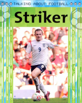 Striker by Clive Gifford