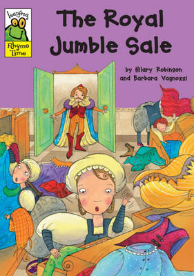 The Royal Jumble Sale by Hilary Robinson