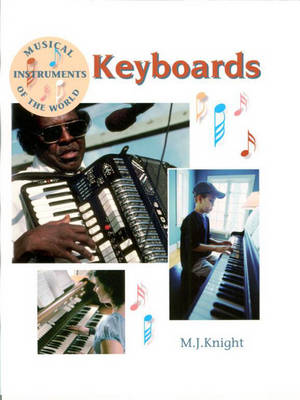 Keyboards by M.J. Wilkins