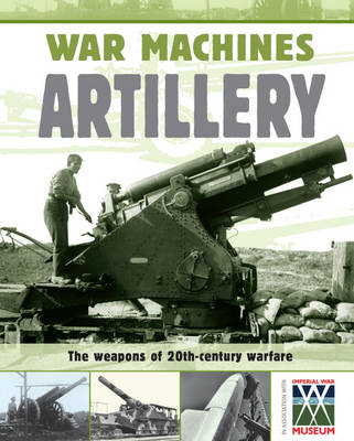 Artillery by Simon Adams