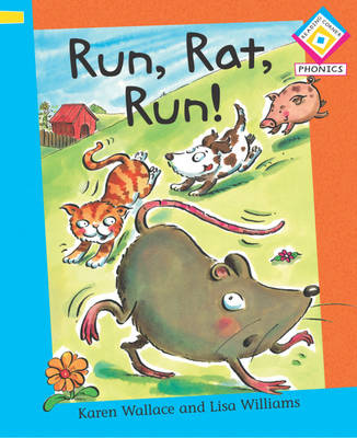 Run, Rat, Run! by Karen Wallace