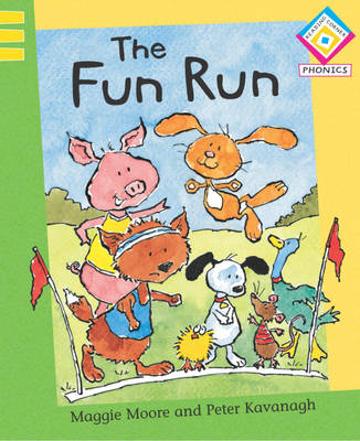 The Fun Run by Maggie Moore
