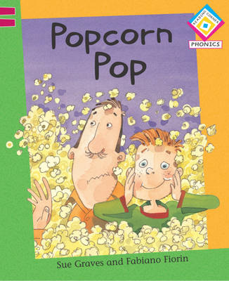 Popcorn Pop by Sue Graves