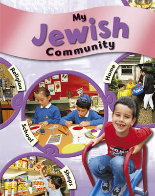 My Jewish Community by Kate Taylor