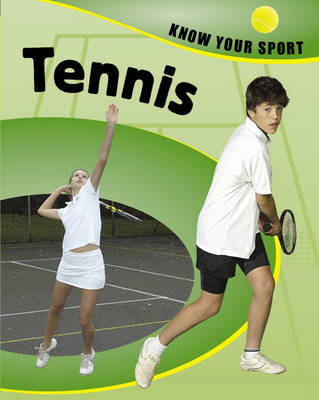 Tennis by Clive Gifford, Rita Storey