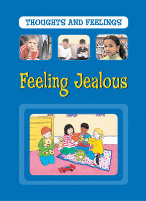 Feeling Jealous by Sarah Levette