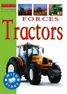 Forces Tractors by Sally Hewitt