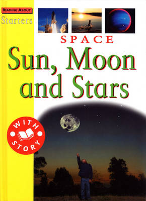 Space Sun, Moon and Stars by Sally Hewitt