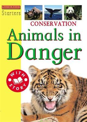 Conservation - Animals in Danger by Jim Pipe