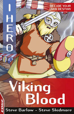 Viking Blood by Steve Skidmore, Steve Barlow