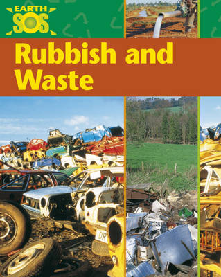 Rubbish and Waste by Sally Morgan, Jenny Vaughan