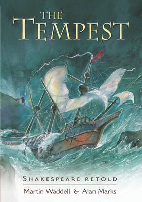 The Tempest by William Shakespeare, Martin Waddell