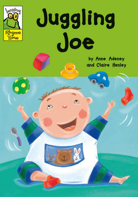 Juggling Joe by Anne Adeney