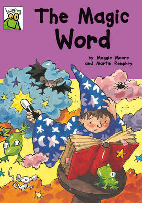 The Magic Word by Maggie Moore