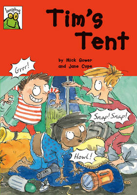Tim's Tent by Mick Gowar